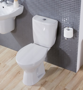 Eco Dual Flush Toilets