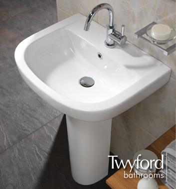 Twyford Wash Basins