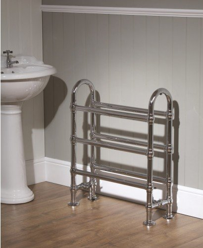 Abbey 770 x 680 Heated Towel Rail