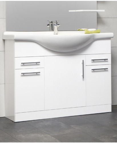 Belmont 105 Vanity Unit & Basin