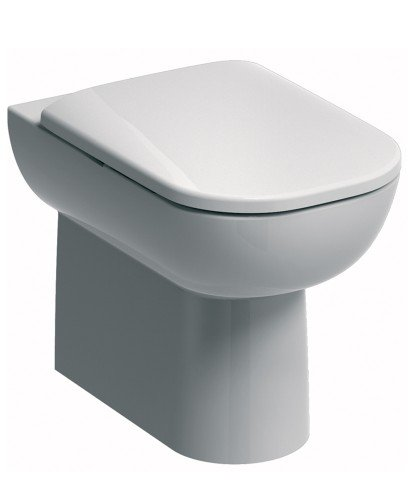 E500 Back To Wall Toilet & Standard Seat