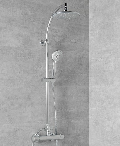 MARCO Thermostatic Shower Kit