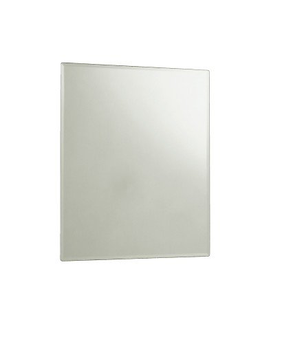 Polished Edge Rectangle Mirror 600x700mm