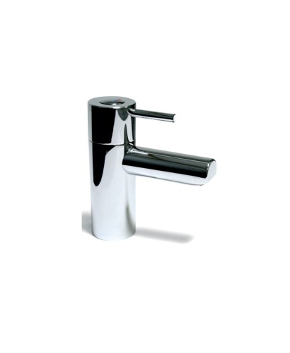 Intatherm Safe Touch Basin Mixer - Pin Lever
