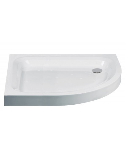 JT Ultracast 1200x900 Offset Quadrant Shower Tray RH