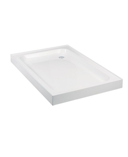 JT Ultracast 1200x800 Rectangle 4 Upstand Shower Tray