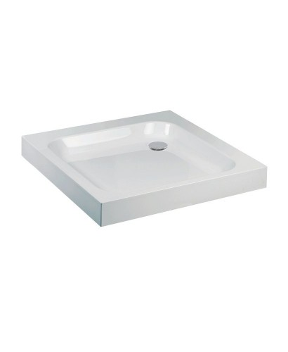 JT Ultracast 800 Square Shower Tray