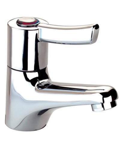 Sequential Lever Operated Basin Mixer Tap