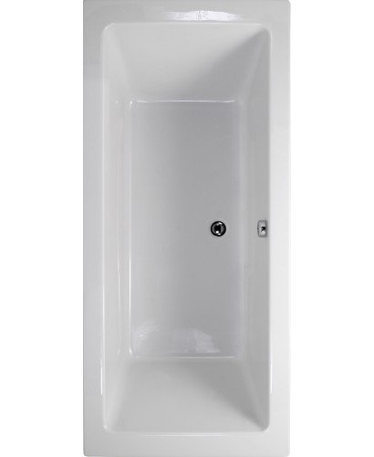 Plane 1700x750 Double Ended Bath - Extra Deep
