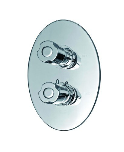 "Dualtherm 3/4"" Concealed Thermostatic Shower Valve"