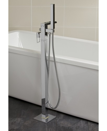 Dorset Freestanding Bath Shower Mixer