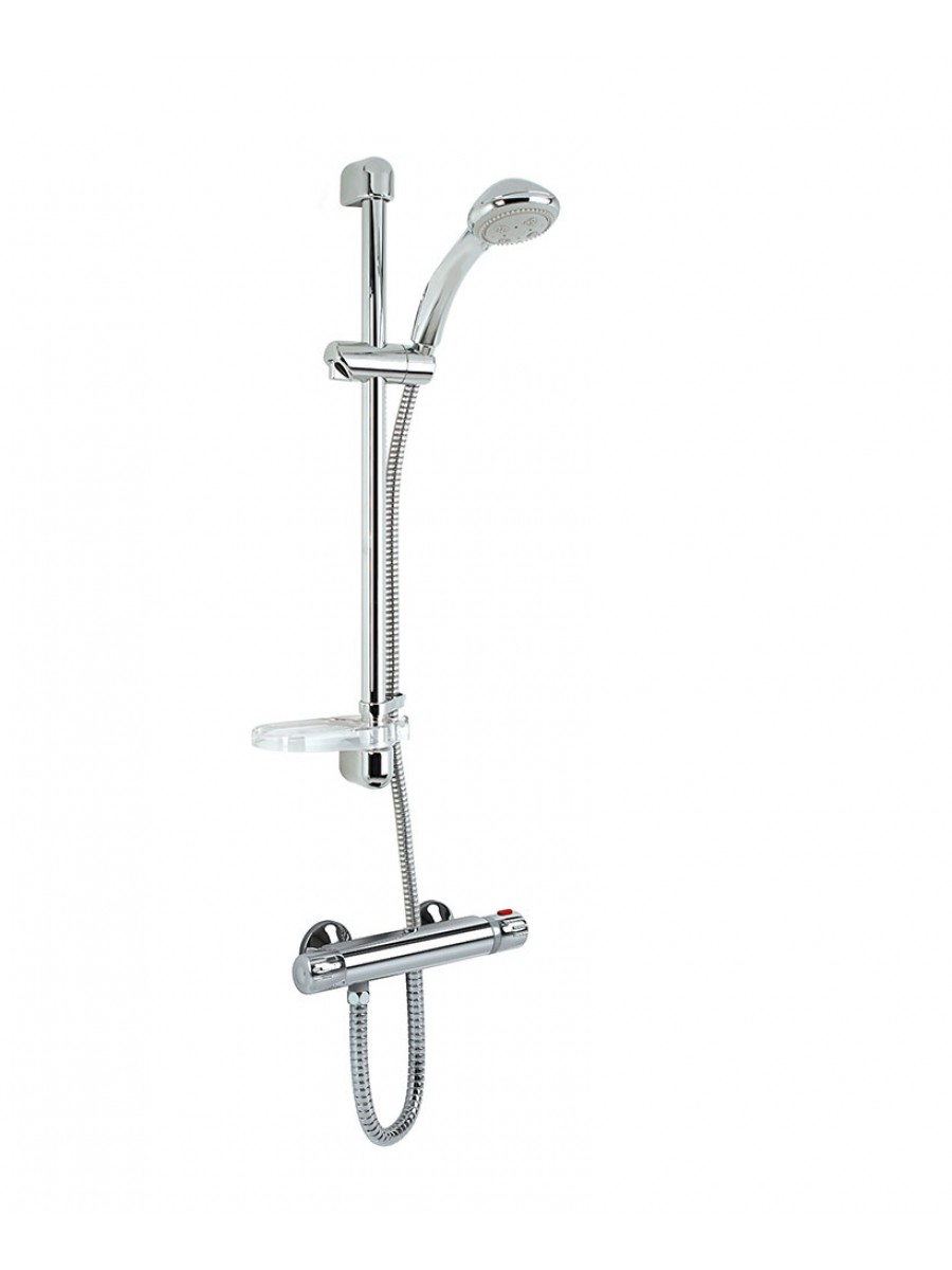 Inta Ion TMV2 Thermostatic Bar Shower Mixer