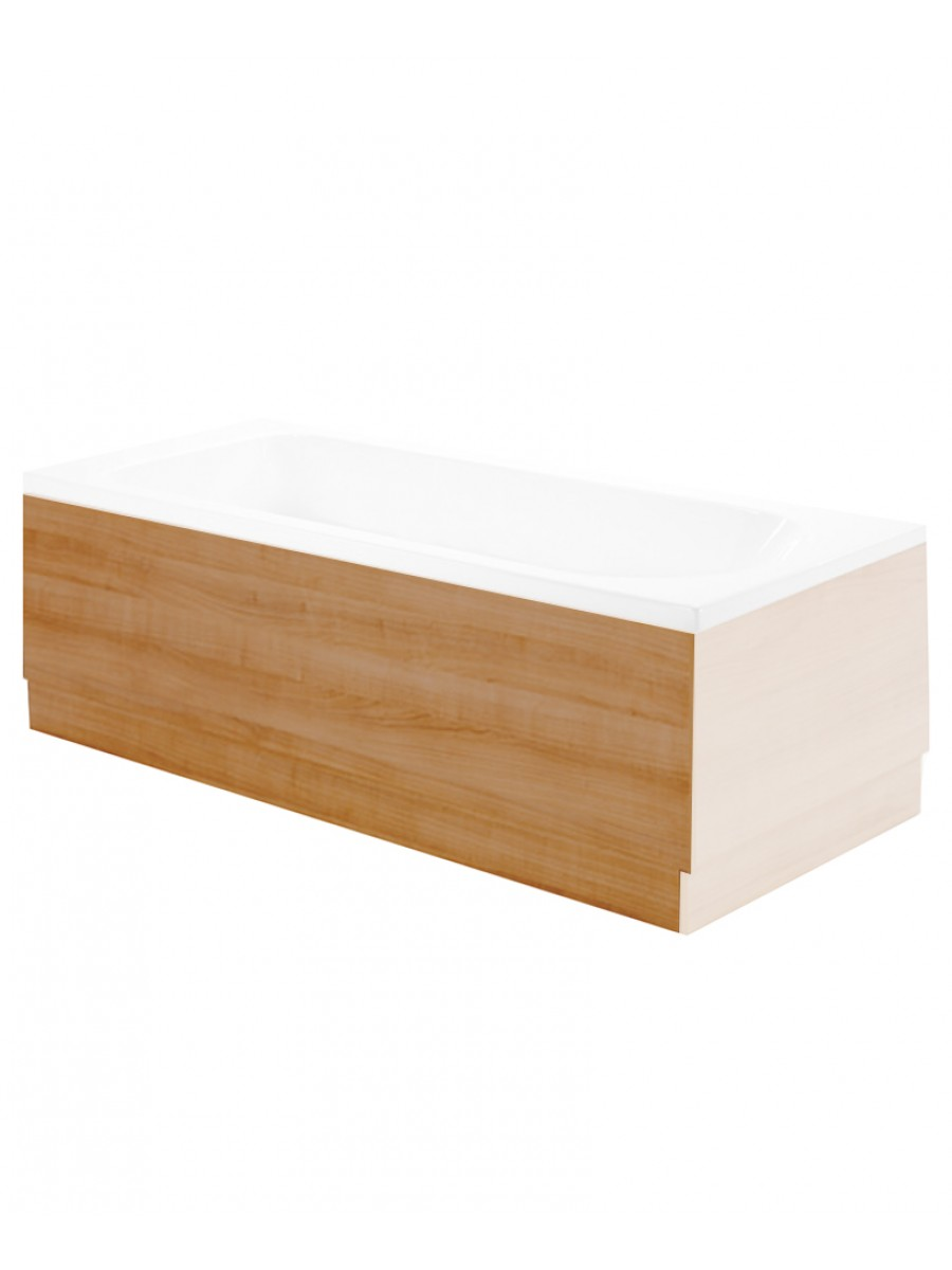 Athens Oak 1700 Bath Panel