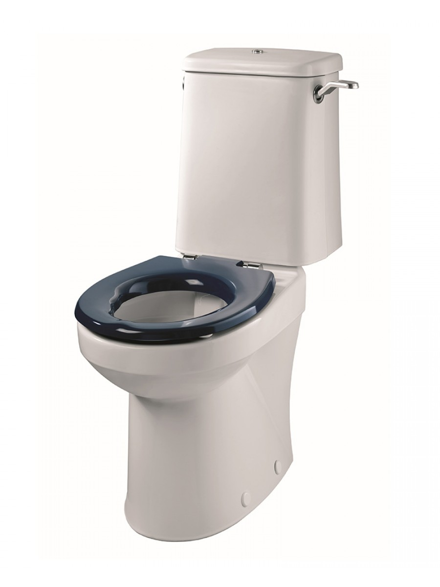 Avalon Rimless Special Needs Close Coupled WC