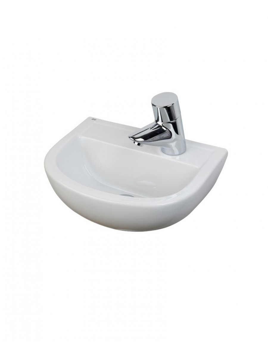 Compact Medical 380 Washbasin RH Tap Hole