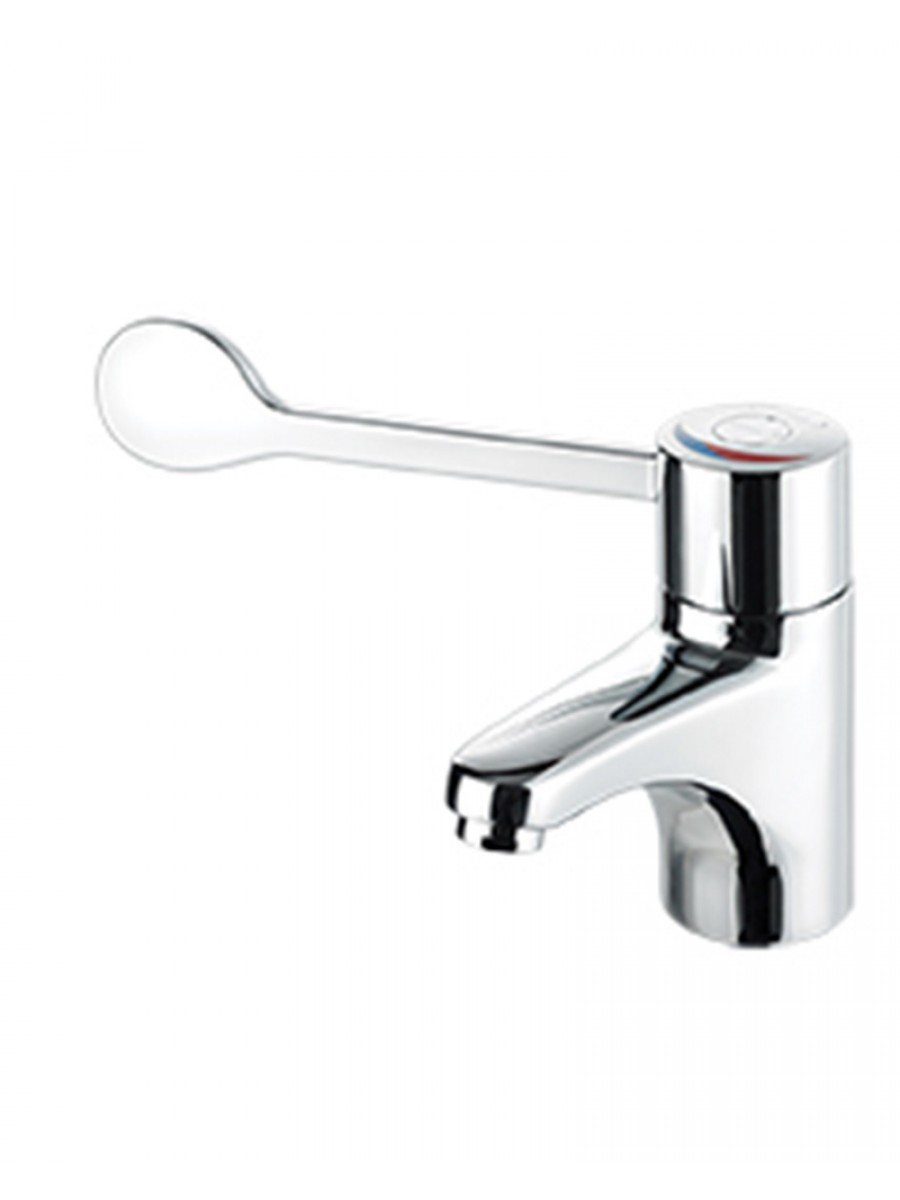 Caremix S3 Thermostatic Basin Mixer Extended Lever