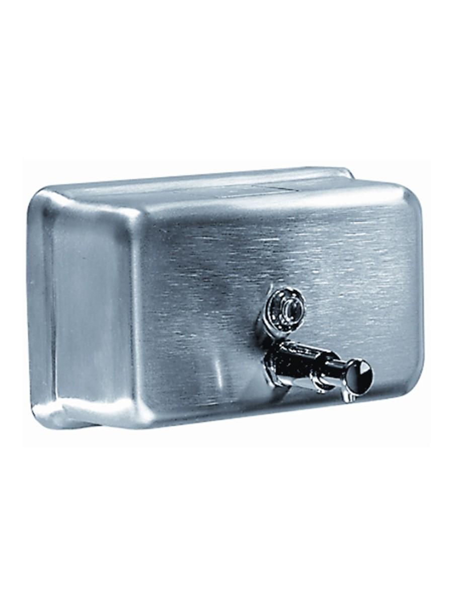 Mediclinics Horizontal Soap Dispenser Stainless Steel