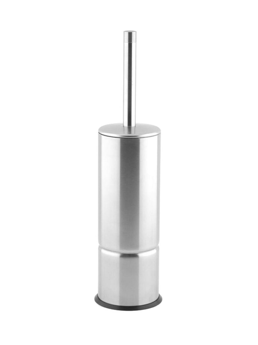 Mediclinics Toilet Brush & Holder Stainless Steel