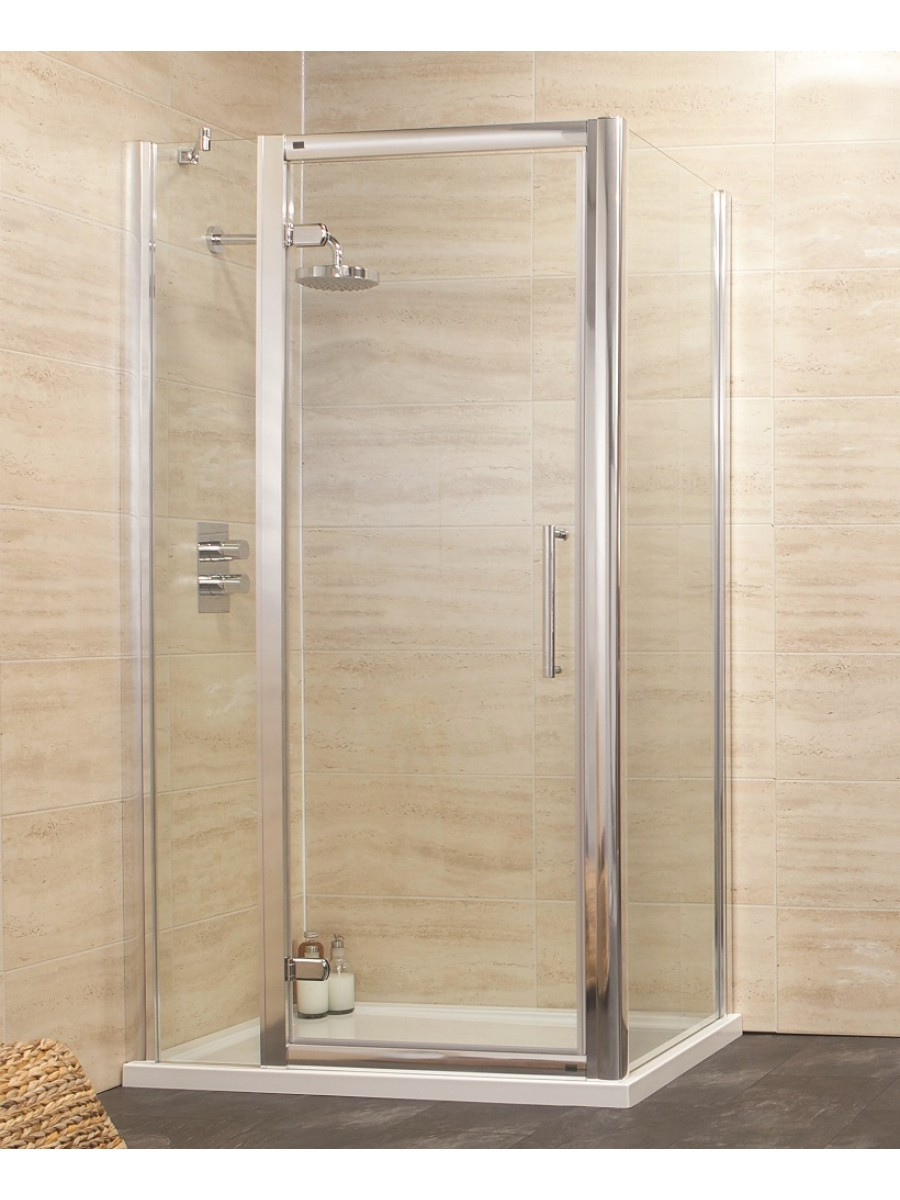 Revive 1000 Hinge Shower Enclosure with Single Infill Panel
