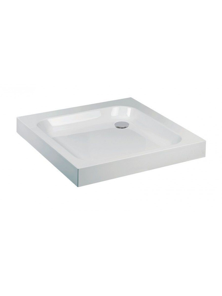 JT Ultracast 1000 Square Shower Tray
