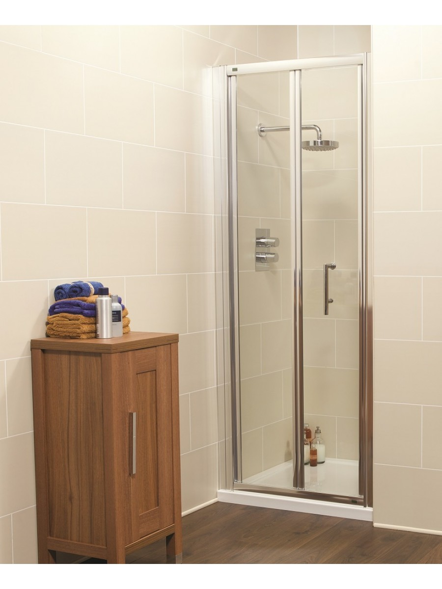 K2 850 Bifold Shower Door - Adjustment 800-860mm