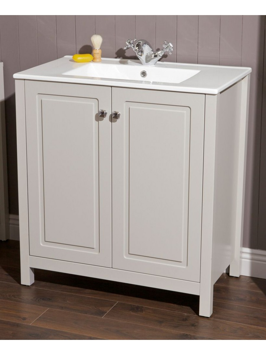 Kingston 80 stone vanity unit toledo basin - Marble vanity units ...