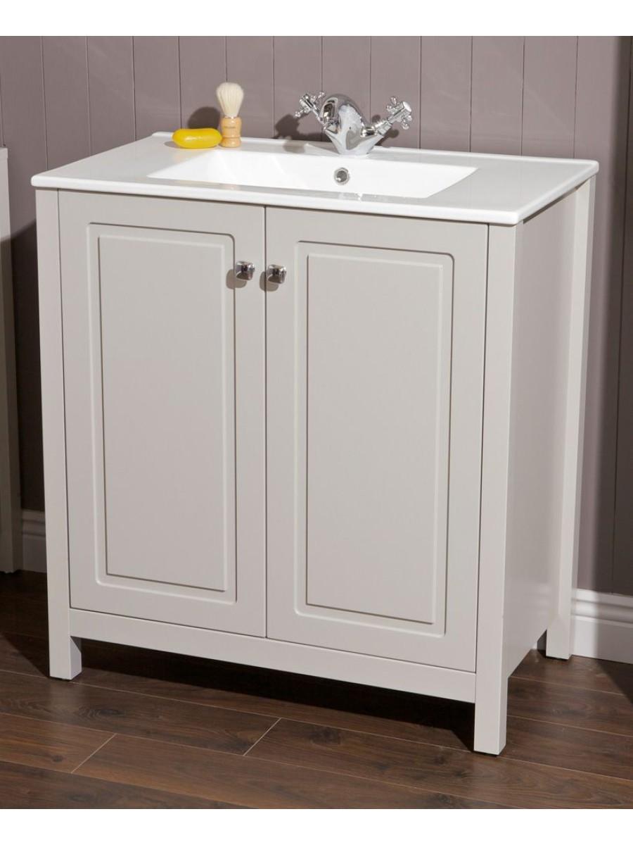 Kingston 80 stone vanity unit toledo basin - Marble vanity units ...