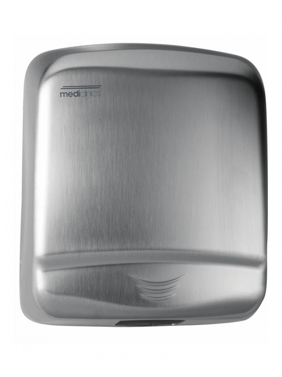 Mediclinics Optima Hand Dryer Stainless Steel