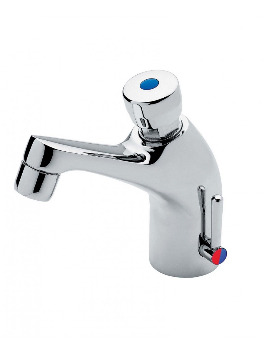 Standard Non Concussive Basin Mixer - Temperature Regulator