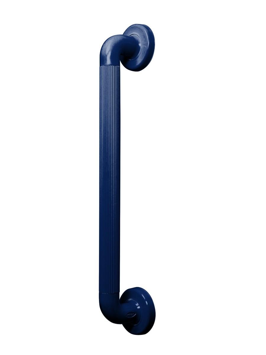 PVC Grab Bar - 450mm - Blue