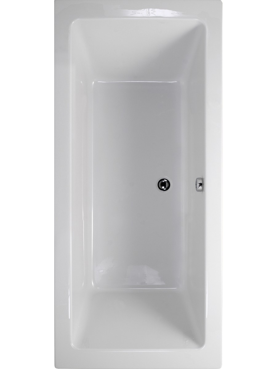 Plane 1800x800 Double Ended Bath - Extra Deep