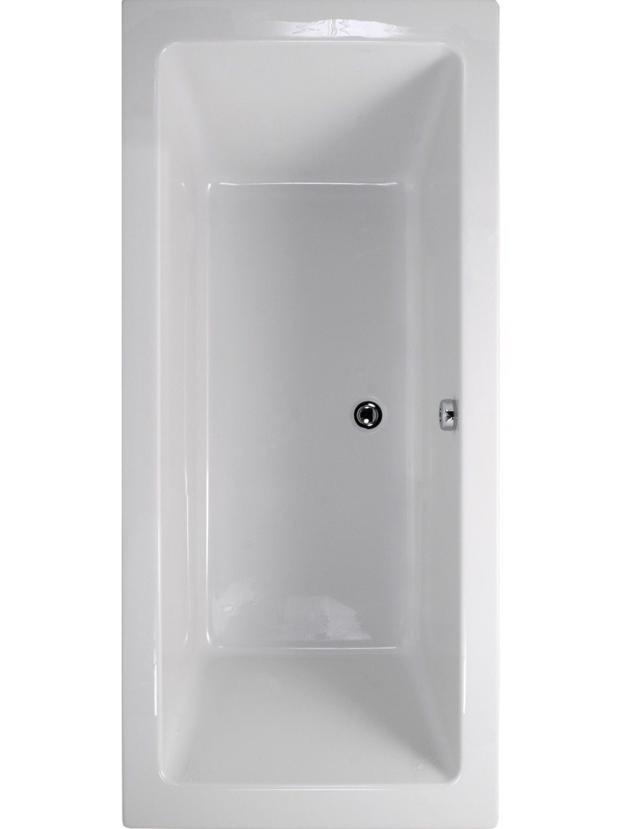Plane 1600x700 Double Ended Bath - Extra Deep