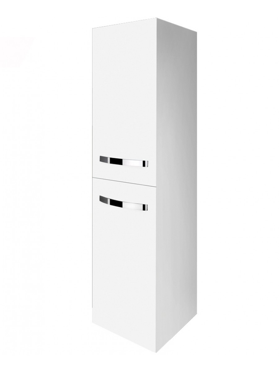 Resort Wall Hung Cabinet White