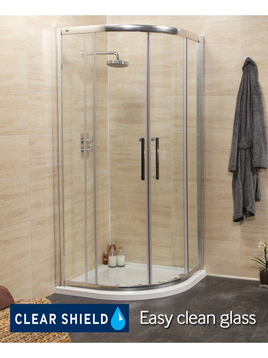 Revive 800 Quadrant Shower Enclosure - Adjustment 750mm-780mm