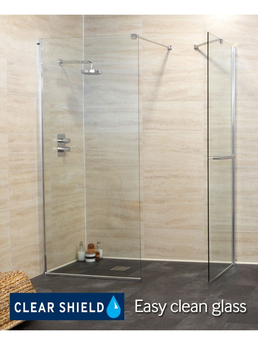 Revive 1400 Wetroom Panel