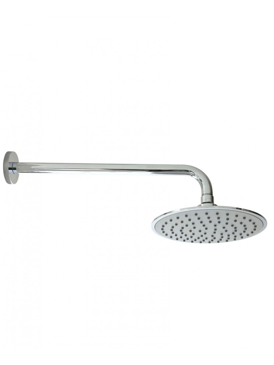 Ria 200mm Shower & Wall Arm