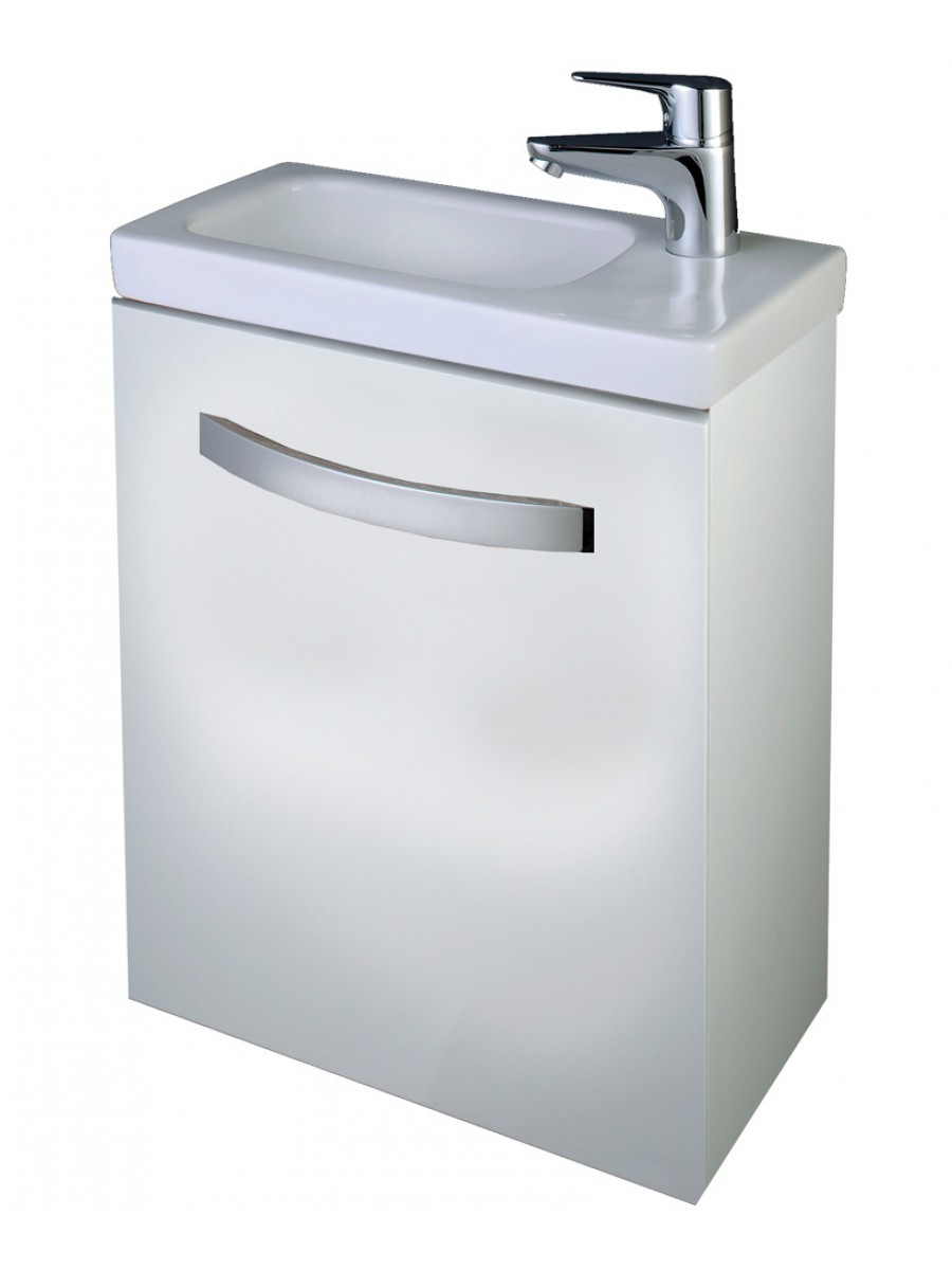 Resort 450 Vanity Unit White