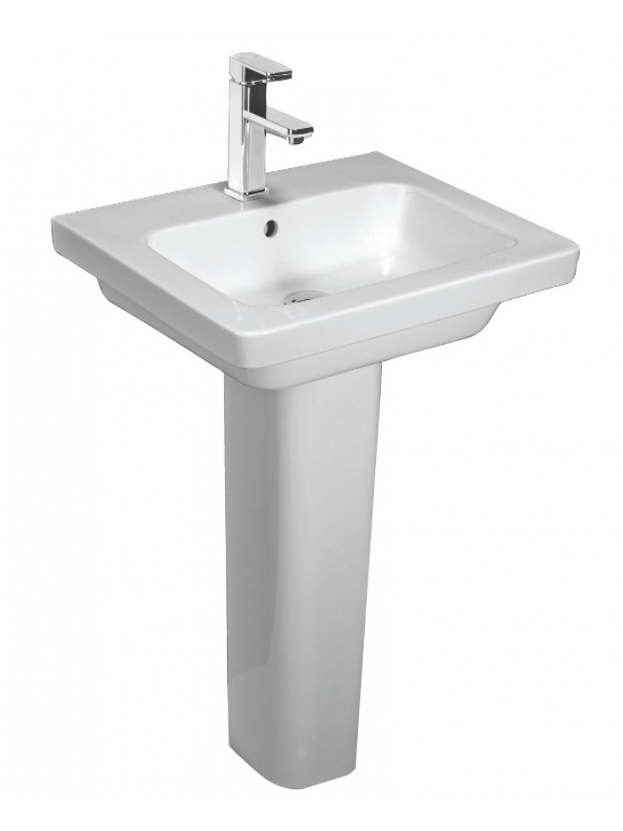 Resort 500 Basin & Standard Height Pedestal