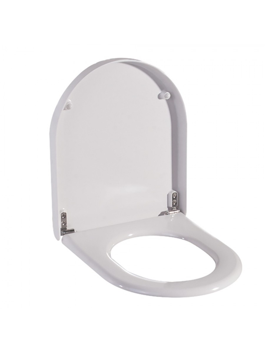 Bathroom showrooms in atlanta - Heavy Duty Seat Amp Cover White For Stainless Steel Pans