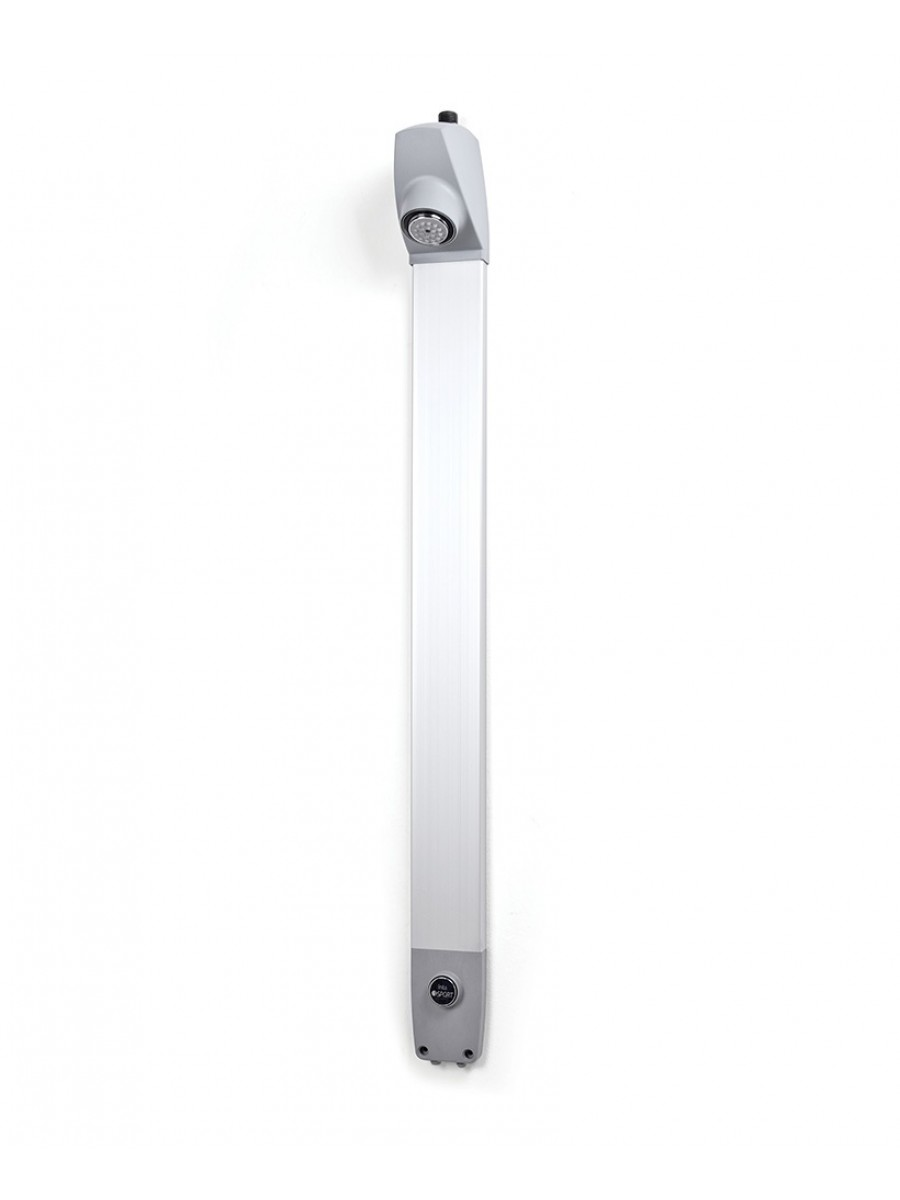 i-Sports Time Flow Shower Panel - Back Inlet