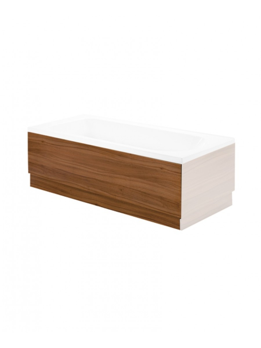 Athens Walnut 1800 Bath Panel