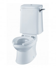 Sola Rimless School 300 Close Coupled WC