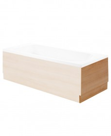 Athens Oak 800 Bath Panel