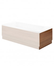 Athens Walnut 750 Bath Panel