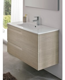 Brava Maple 80cm Vanity Unit 2 Drawer and Basin