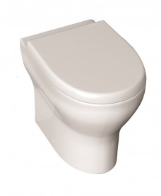 Sentimenti II Back to Wall Toilet and Soft Close Seat