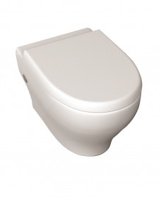 Sentimenti II Wall Hung Toilet and Soft Close Seat