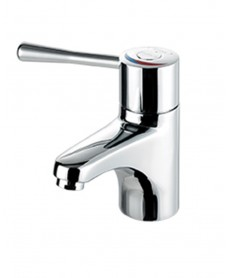Caremix S3 Thermostatic Basin Mixer Standard Lever