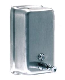 Mediclinics Verticle Soap Dispenser Stainless Steel