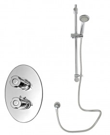 """Dualtherm 1/2"""" Shower Kit"""
